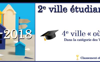 Troyes, un territoire attractif pour les étudiants selon le magazine L'Etudiant