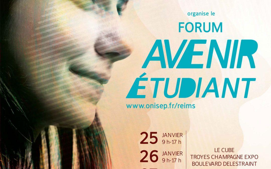 Forum Avenir Étudiant de Troyes 2018