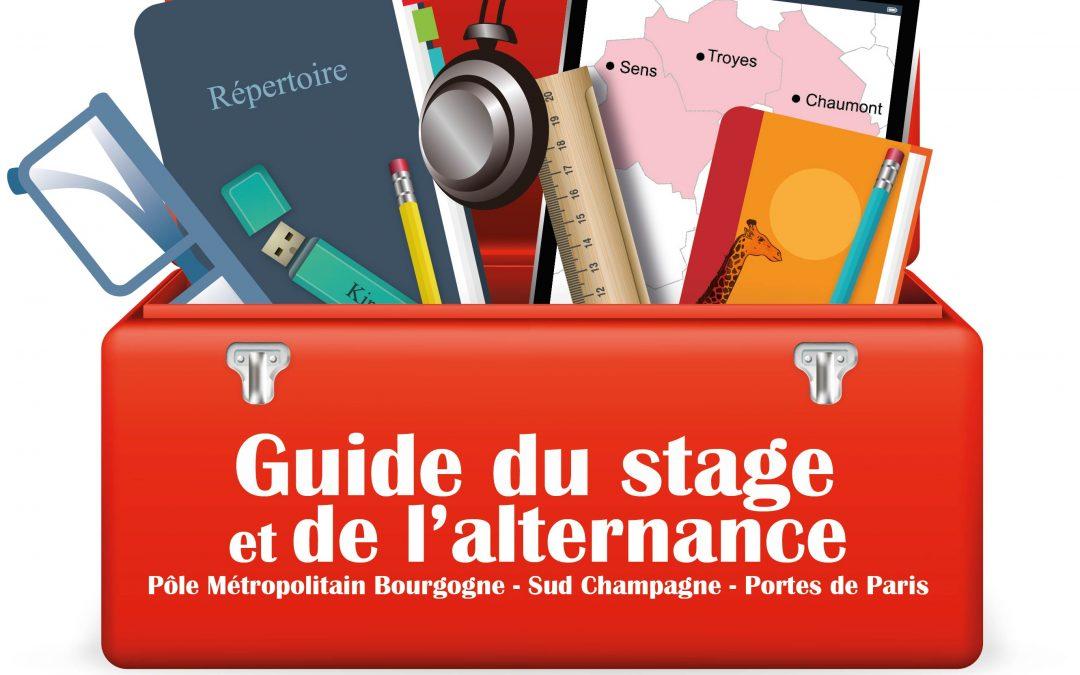 Le Guide du stage et de l'alternance pour les entreprises