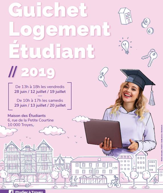 Le Guichet Logement Étudiant 2019