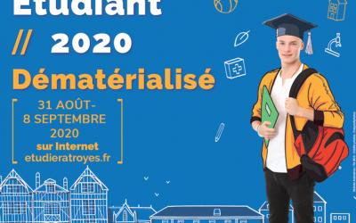 Guichet Unique Étudiant août et septembre 2020