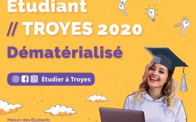 Le Guichet Logement Étudiant 2020